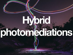 Hybrid photomediations