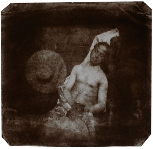 Self-Portrait as a Drowned Man