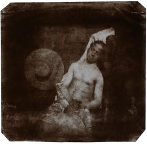 Self-Portrait as a Drowned Man