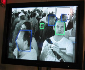 Self-portrait through Surveillance Technology