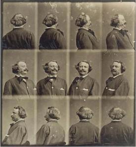 Self Portrait Collage